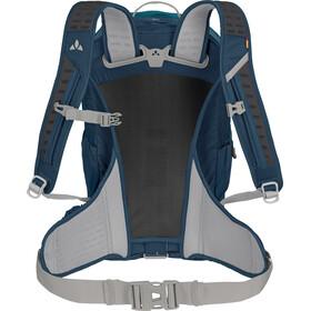 VAUDE Cluster 10+3 Zaino, dark petrol/blue sapphire
